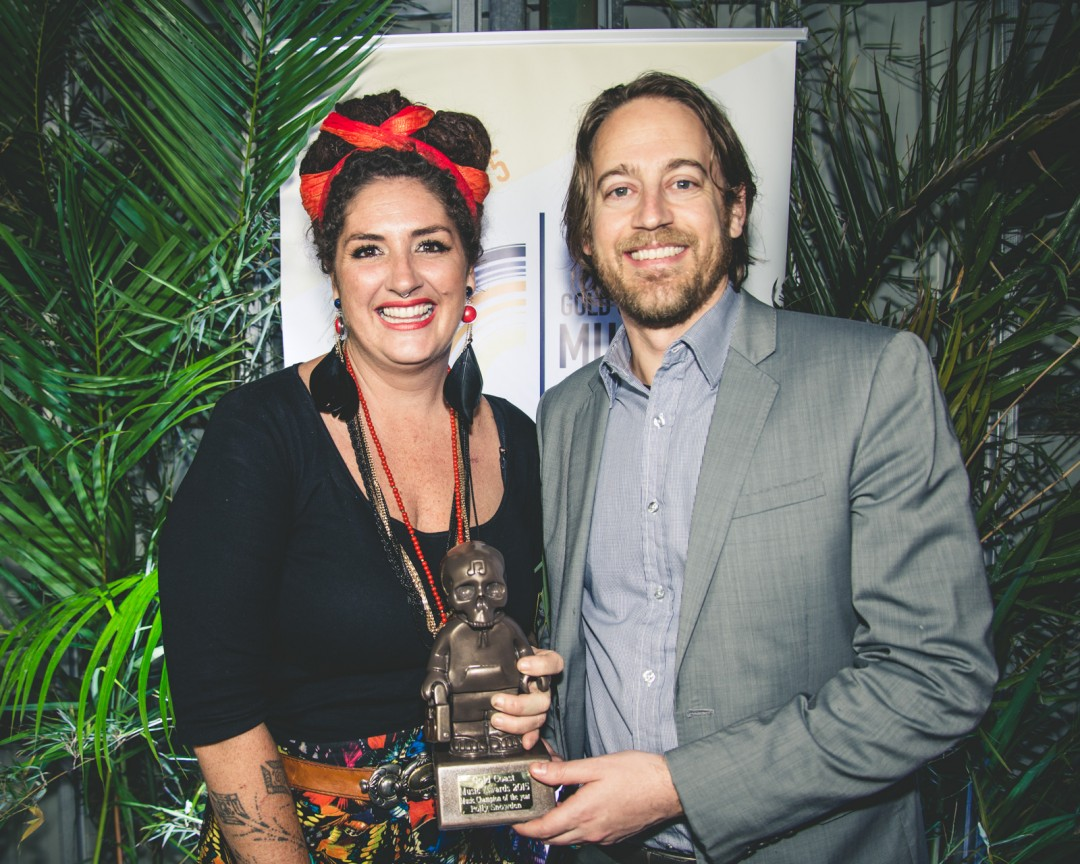 Music Champion of the Year – Polly Snowden
