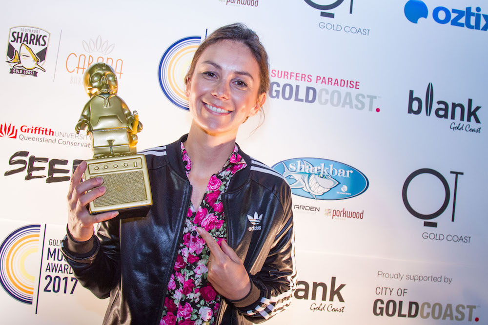 2017 Artist of the Year – Amy Shark
