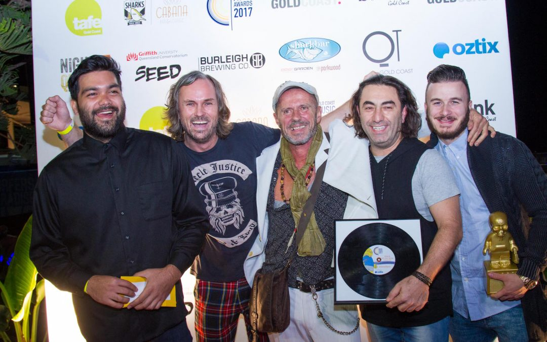Gold Coast Music Awards 2018 – nominations now open