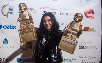 NOMINATIONS OPEN FOR 2020 GOLD COAST MUSIC AWARDS