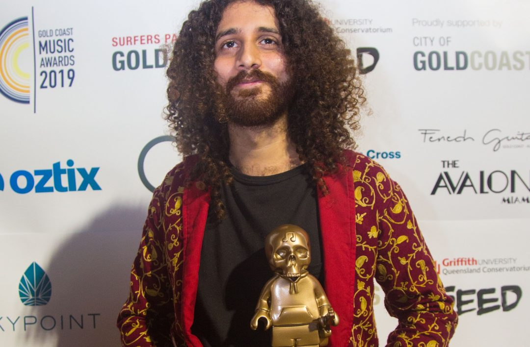 Musician of the Year – Ian Peres
