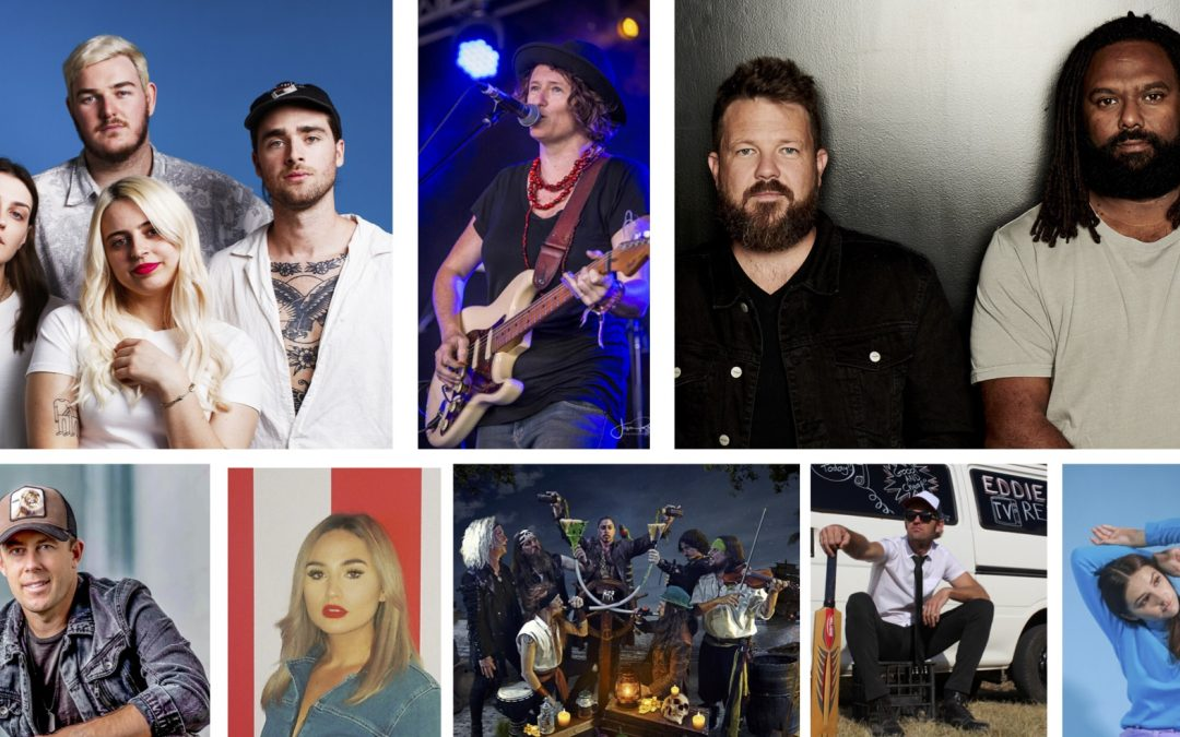 GOLD COAST MUSIC AWARDS WINNERS ANNOUNCED AT VIRTUAL CEREMONY FOR 2020