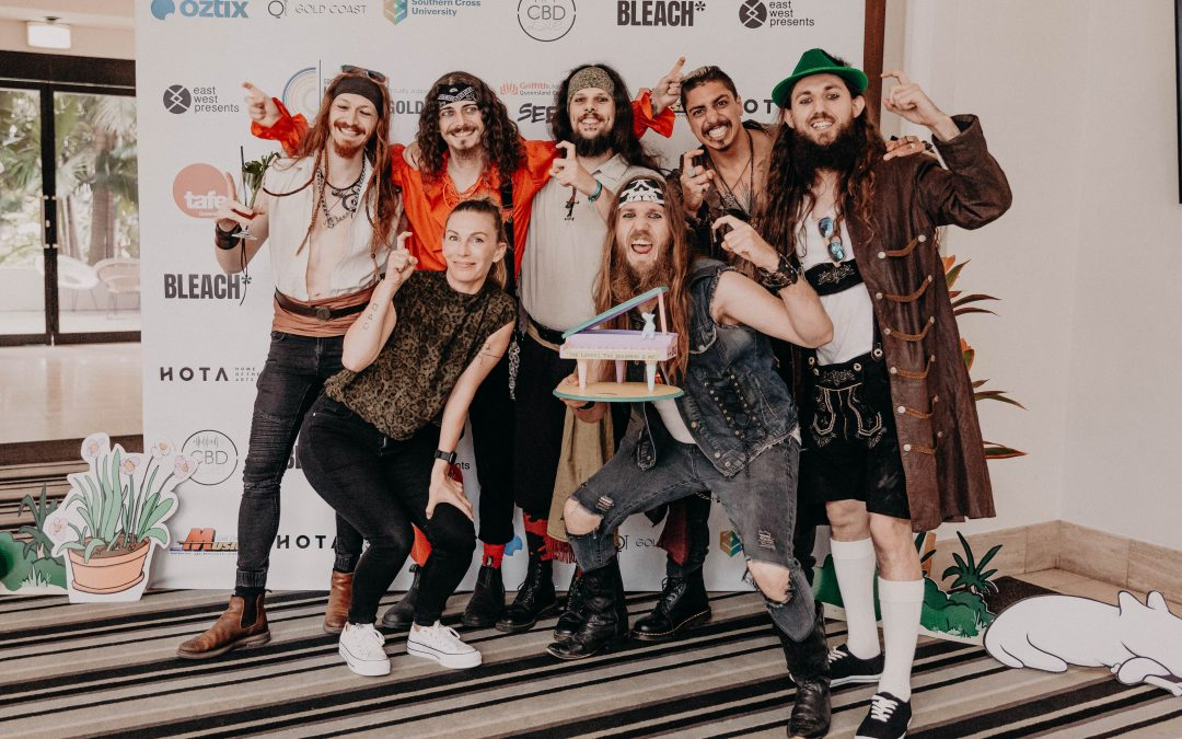 2020 Award winners finally collect 'Skull Murphy' trophies at brunch event
